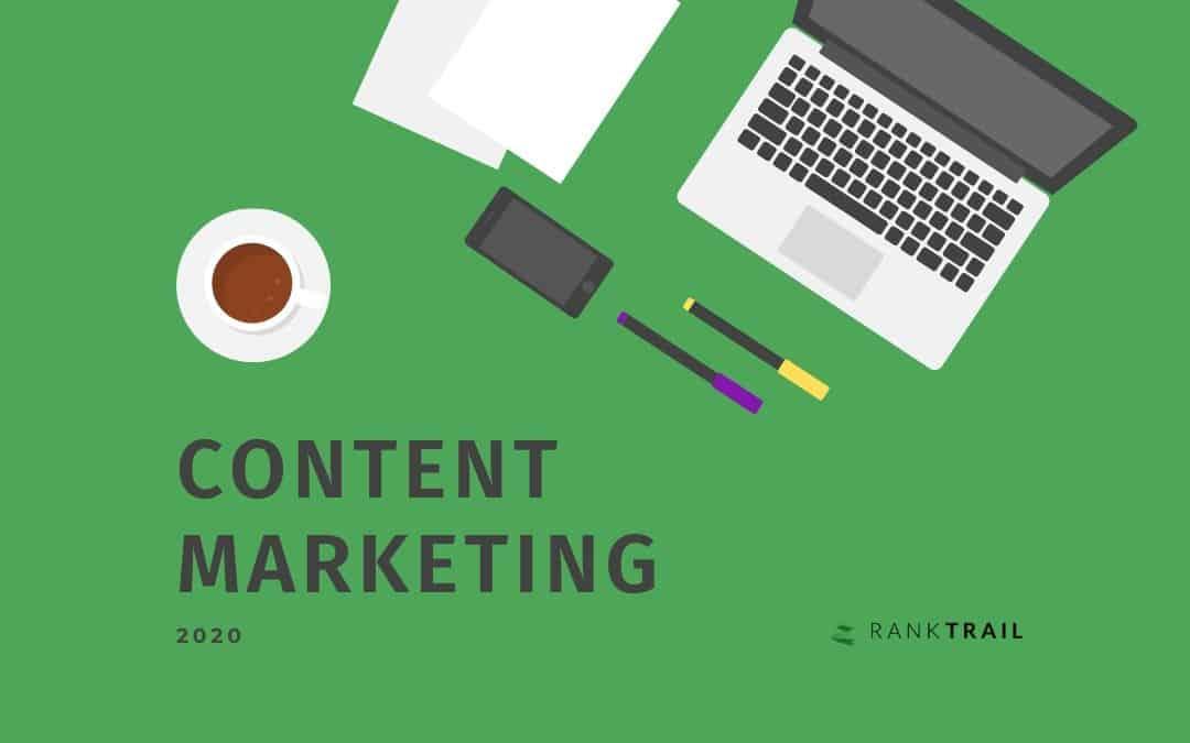 Vad är Content Marketing – Allt du behöver veta 2020!