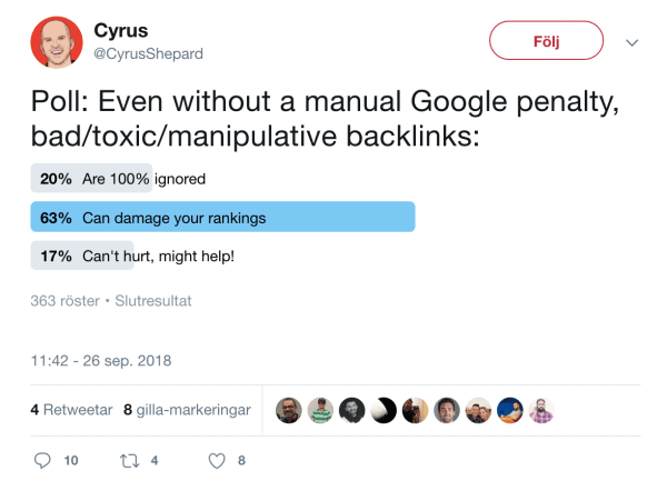 cyrus seo google penalty