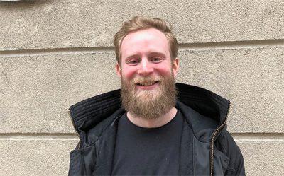 Möt RankTrail:s nya stjärnpraktikant – Fabian Fallgren